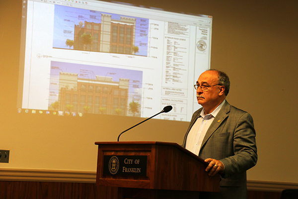 Planning Commission defers new Gateway building