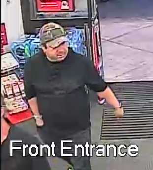 Police searching for debit card suspect after Tigermart purchase