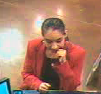 Woman wanted by FPD for 'washing' a check