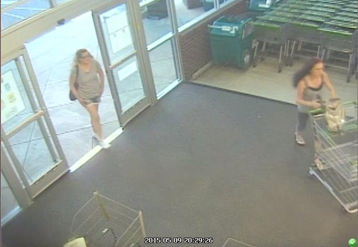 FPD releases video of Publix theft suspects