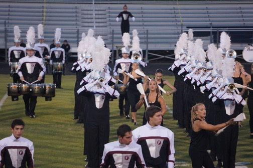 Centennial, Brentwood, Franklin, Siegel, Spring Hill, and Summit bands compete Saturday in Sonic BOOM!