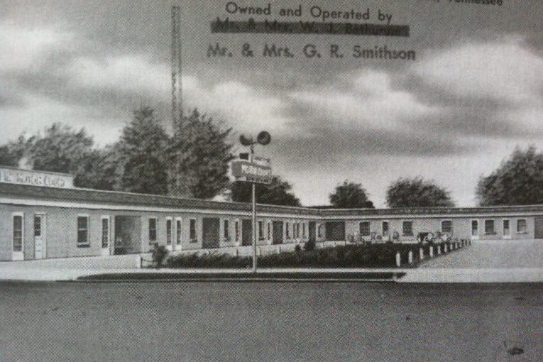 Downtown Franklin's last motel was near site where new hotel is proposed