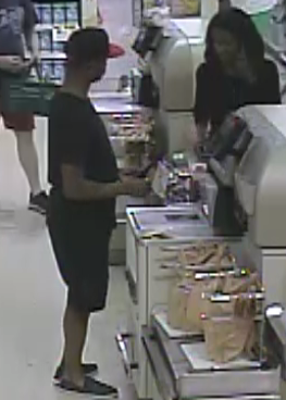 FPD search for fraud suspect after Publix purchase