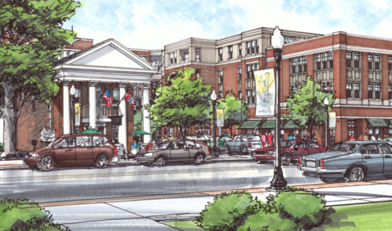 Property transfers show $5.1 million spent on Harpeth Square land | Harpeth Square, property transfers, Franklin, Historic Franklin, Downtown Franklin, Williamson County