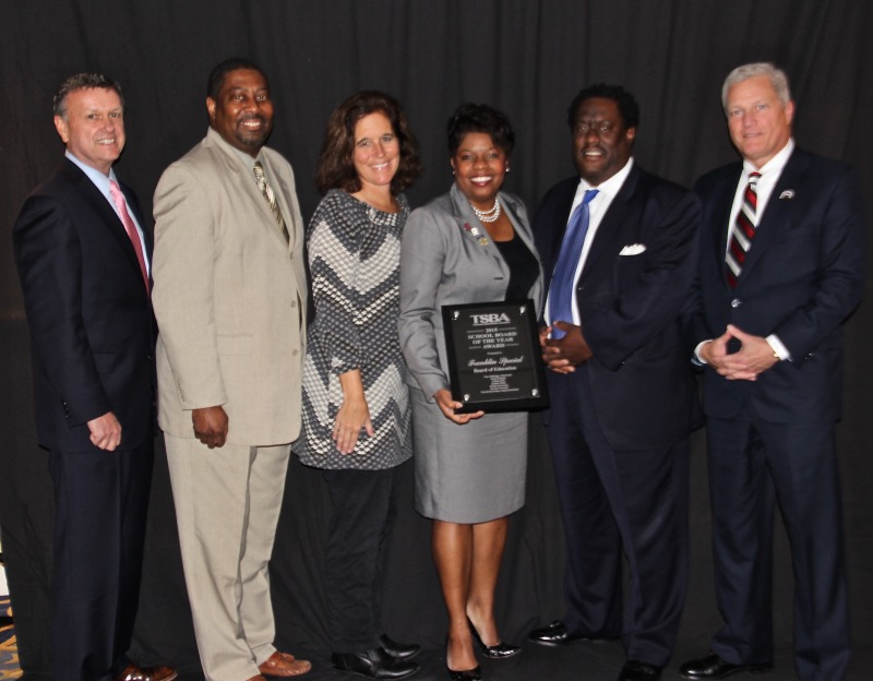 Franklin Special panel named school board of the year
