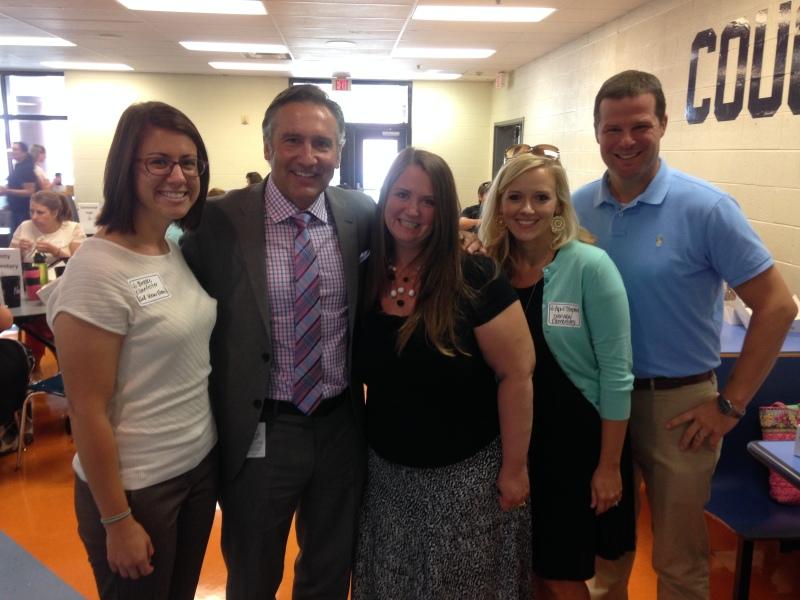Williamson County Schools welcomes 350 new teachers