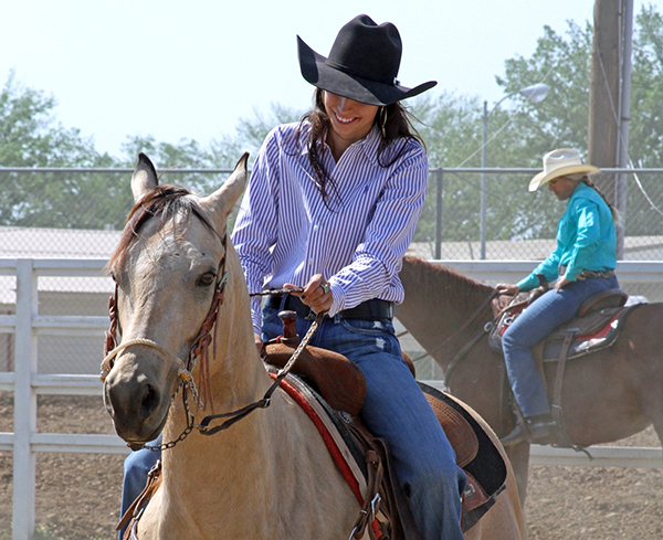 Franklin cowgirls to 'Show Off' at rodeo | Franklin Rodeo, cowgirl, Franklin, Williamson County, Williamson County Ag Expo Center,