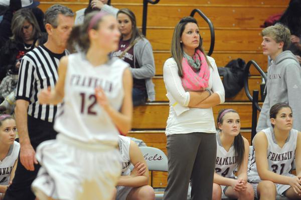 Goodwin steps down as Franklin girls basketball coach | Sports, Basketball, Franklin Rebels, FHS, Franklin
