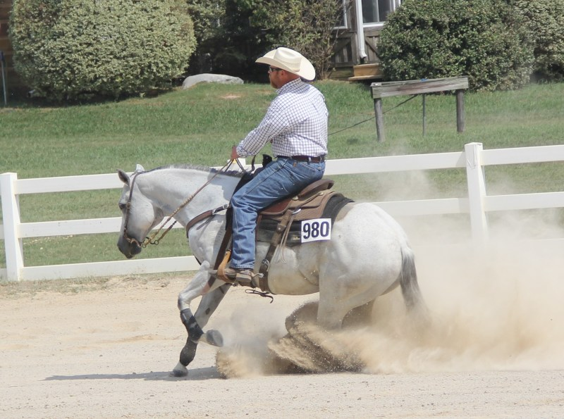 Reining Classic headed to new Tractor Supply Arena this weekend