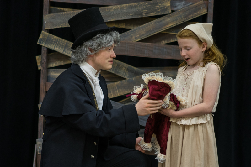 BGA's 'Les Mis' production to run this weekend