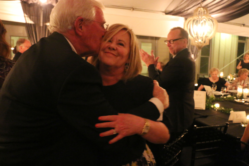 McGavock Dinner honors two of Franklin's top preservationists