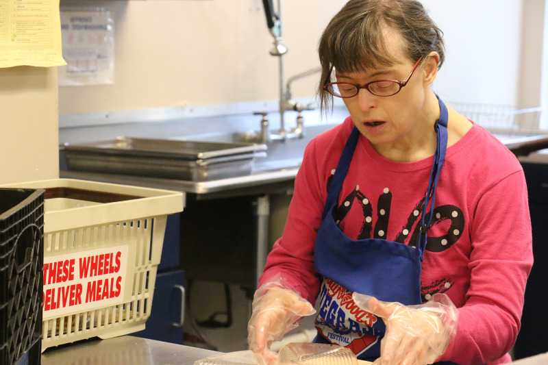 Meals on Wheels provides purpose for volunteers