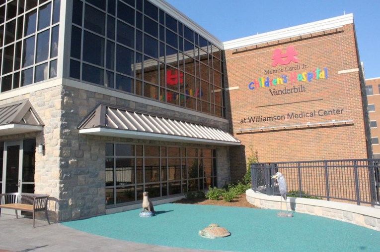 Children's Hospital is one year old: top doctors present safety program