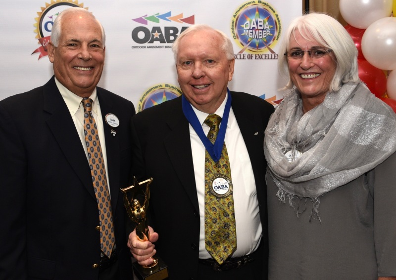 Williamson County Fair partner wins lifetime achievement award
