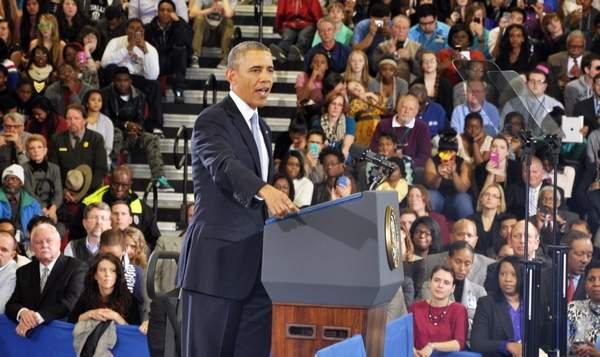 President Obama plans to talk healthcare at Madison event
