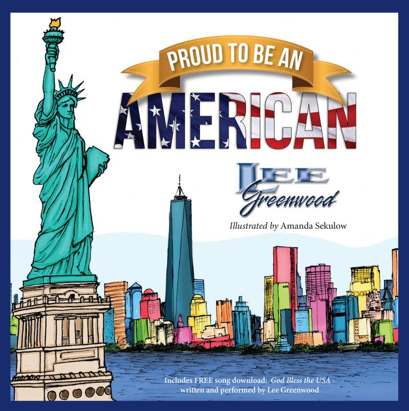 Franklin's Lee Greenwood releases patriotic children's book