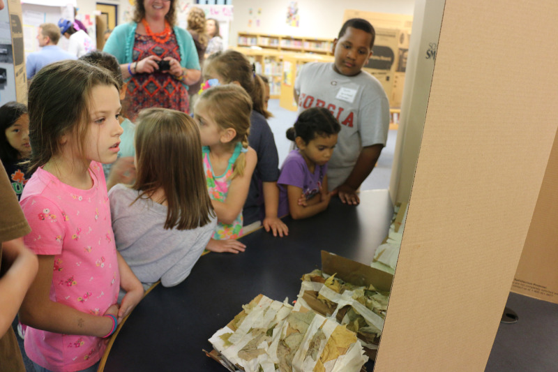 STEM fair showcases solutions to everyday problems
