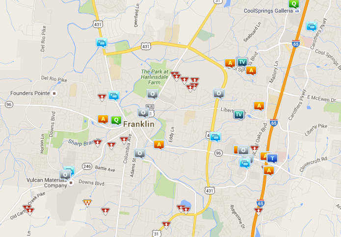 Surplus of simple assaults occurred in East Franklin last week