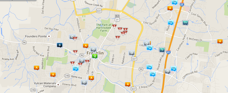 Motor vehicle part theft, assaults happened most in last week's crime