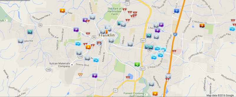 CRIME REPORT: Incidents across the board occurred last week
