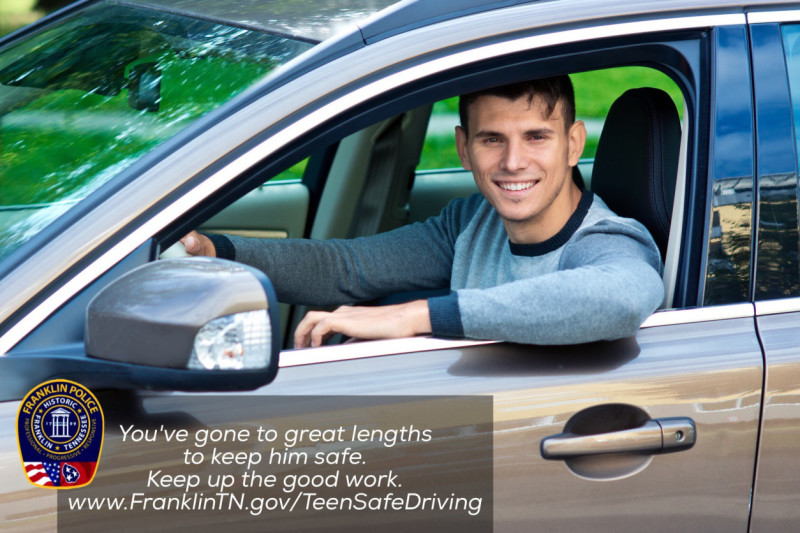 FPD offers teen driving safety class in July, August