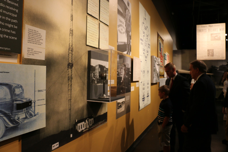 THP exhibit at state museum connects with Williamson County