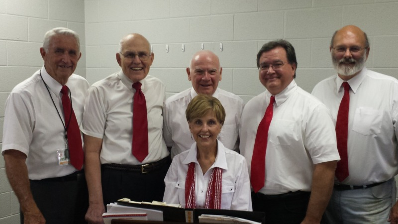 Three Southern Gospel quartets will come together for Gospel Fest on Sunday