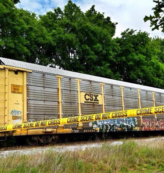 UPDATED: Train kills teen walking on tracks near Liberty Pike
