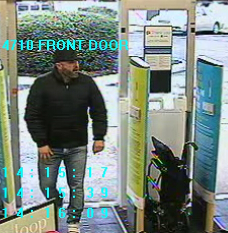 Police seek credit card theft suspect after Walgreens incident