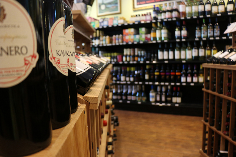 Liquor store owners brace for the impact of wine in grocery stores