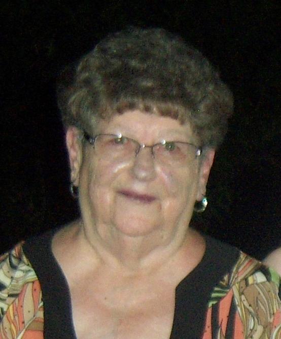 OBITUARY: June Harris Adkins