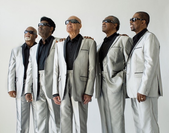 Blind Boys of Alabama perform Friday night at Franklin Theatre