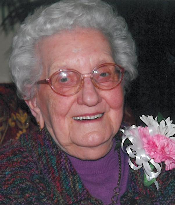 OBITUARY: Lola Frances Reed Glenn Bowersox