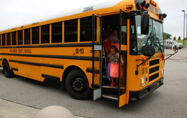 Parents will be able to track their student's school bus with new app