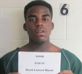 Second suspect in Goose Creek Mapco robbery now in custody