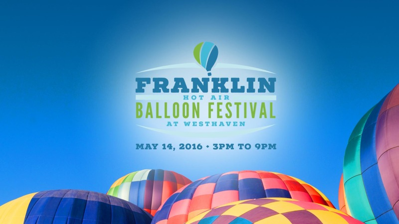 Balloon festival coming to Westhaven in May