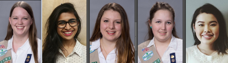 Five from Williamson County earn scouting's highest award
