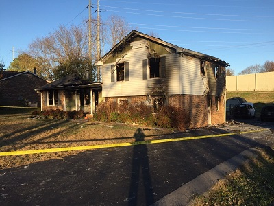 Community rallying around Franklin family after Sunday house fire