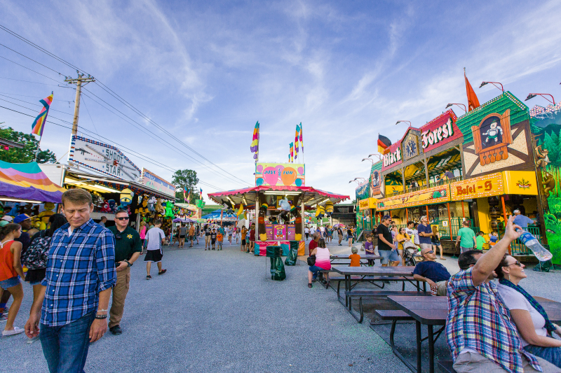 County Fair promising more improvements, lots of fun this year