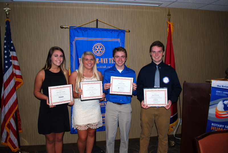 Scholarships honor top Career and Technical Education students
