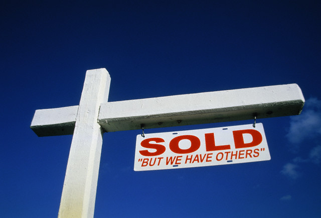 December home sales in Williamson break record