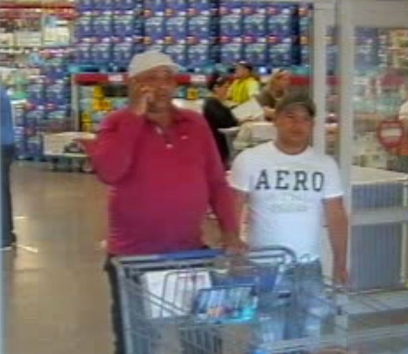 Two linked to theft of credit card information through gas pump devices