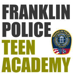 FPD accepting applications for Teen Academy