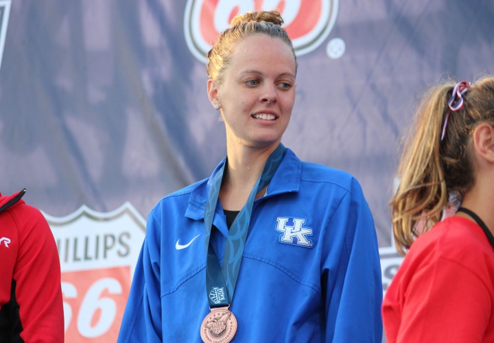 Franklin grad makes finals at U.S. Olympic swimming trials