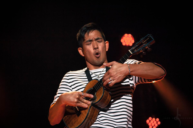 Shimabukuro show starts busy week for Franklin Theatre